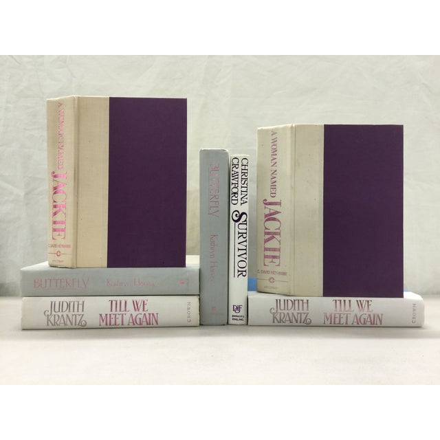 Image of Pink & Purple Book Collection - Set of 7