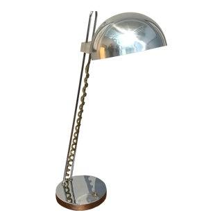 Deco Chrome Desk Lamp