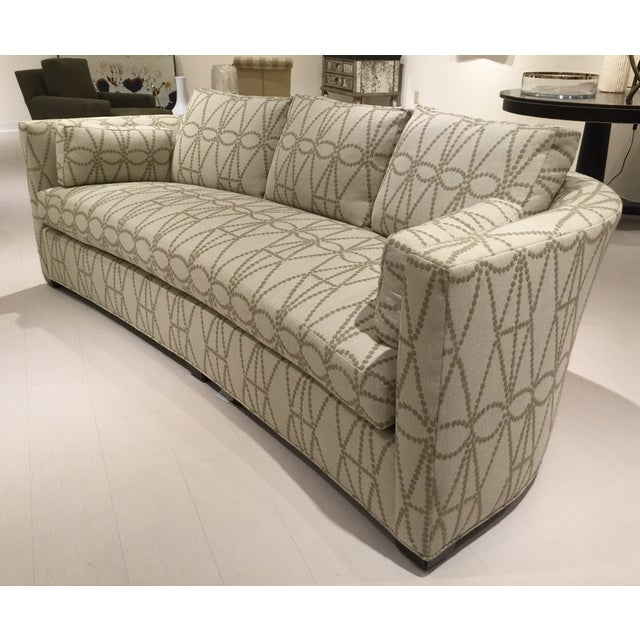 Sectional Sofas In Hickory Nc: Hickory Chair Thomas O'Brien Julien Curved Sofa