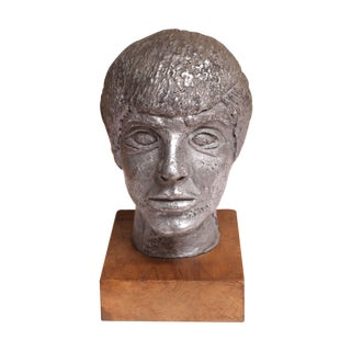 Mid-Century Modern Paul McCartney Bust