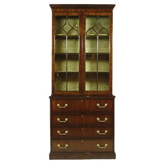 Kittinger Georgian China Cabinet