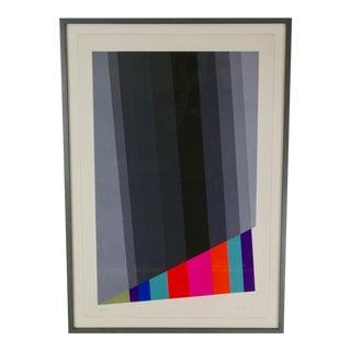 Eugenio Carmi Lithograph