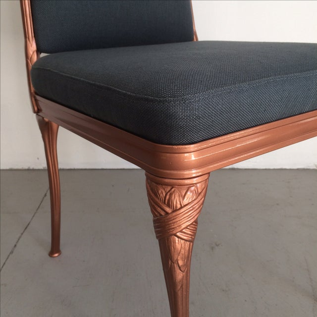 Rose Gold Chair - Image 3 of 10