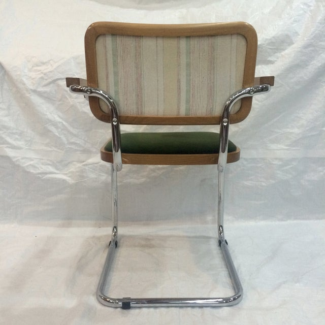 Marcel Breuer Cesca Chairs by Knoll - Set of 4 - Image 5 of 6