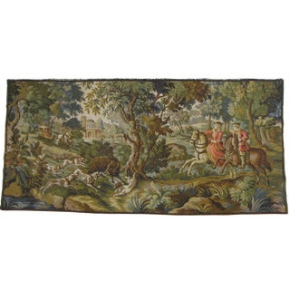 Boar Hunt Tapestry