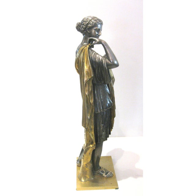 "22-Inch Barbedienne ""Diana"" Sculpture - Image 4 of 9"