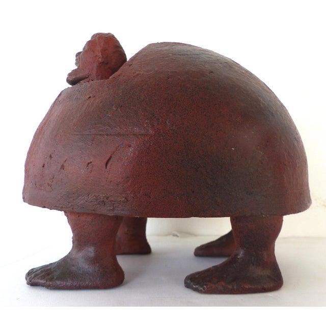Image of Pedro Friedeberg Creature Sculpture
