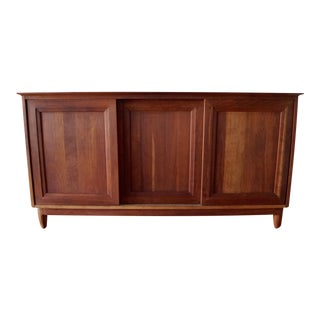 Mid-Century 1940s Credenza by Willett Furniture