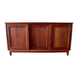 Mid-Century 1940s Credenza by Willett Furniture