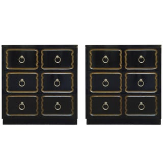 Dorothy Draper Chest of Drawers - A Pair