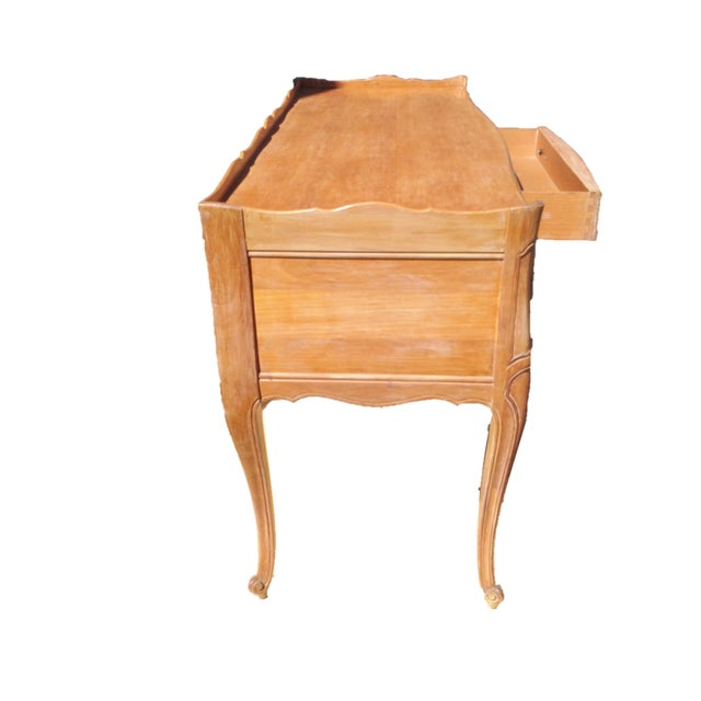 Image of Vintage Widdicomb French Writing Table Desk