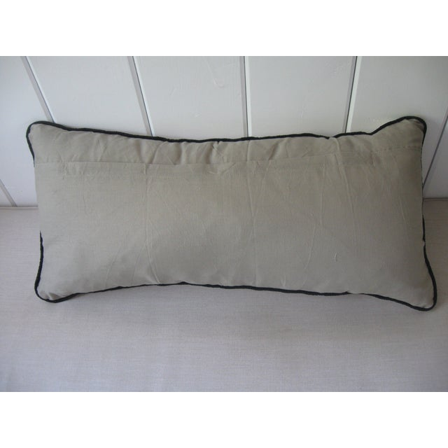 Image of Hand Loomed Stripe Pillow