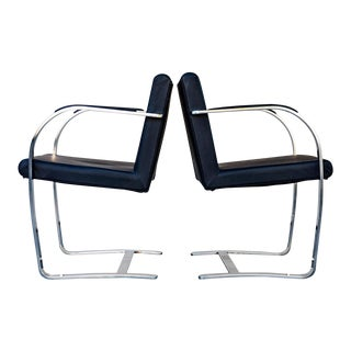 Mies Van Der Rohe Chairs - A Pair