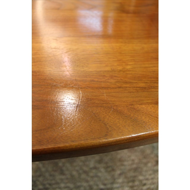 Kipp Stewart Paddle Back Chairs - Set of 6 - Image 9 of 11