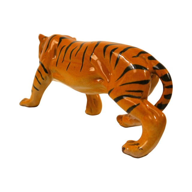 1950's Ceramic Italian Tiger - Image 5 of 6