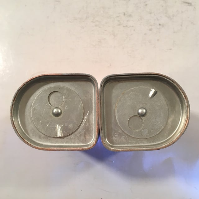 Image of Retro Salt and Pepper Shakers