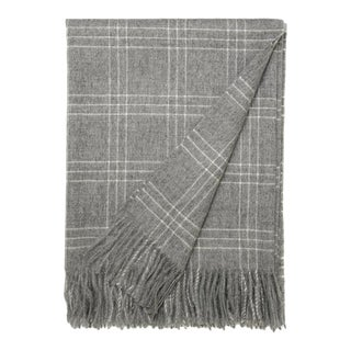 SUPERIOR THROW-ELVANG DENMARK 100% BABY ALPACA