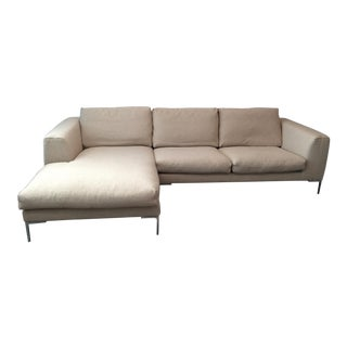 Contemporary Down Sectional