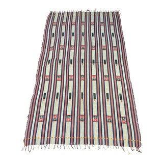 Indian Hand Woven Tribal Throw