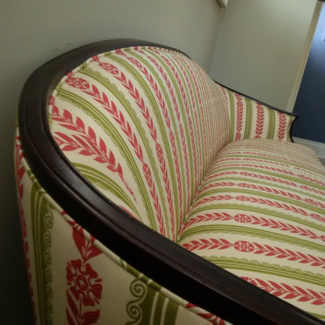 Hickory Chair Baltimore Sofa - Image 4 of 4