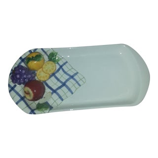 Ganz Bella Casa 3D Fruit Tray