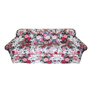 Brunschwig & Fils Postmodern Floral Sofa