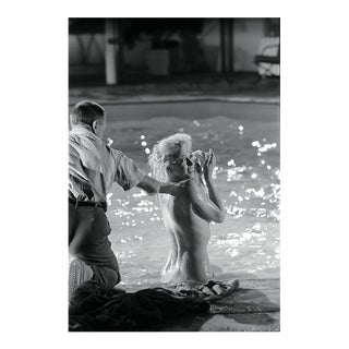 LIMITED EDITION PHOTOGRAPH OF MARILYN MONROE BY LAWRENCE SCHILLER