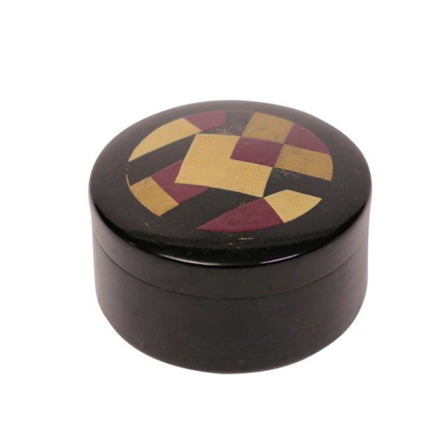 Image of French Cubist Design Box