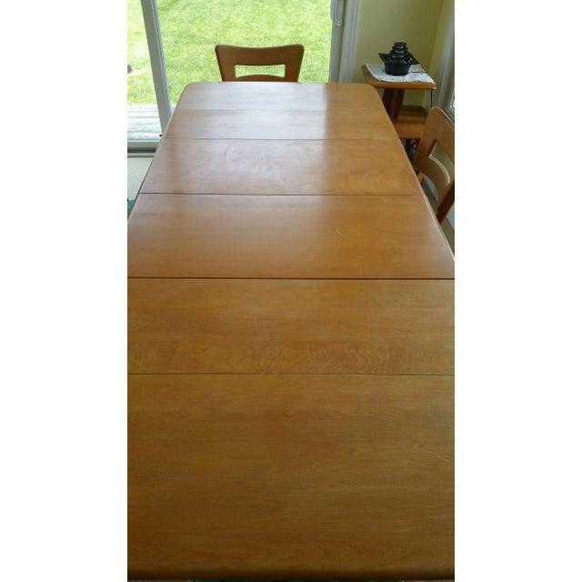 Heywood Wakefield Dining Room Set For Sale