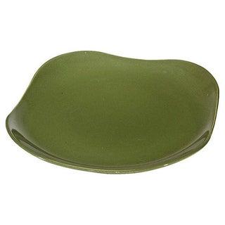 Russel Wright Green Platter