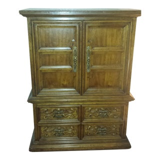 Drexel Velero Spanish Revival Dresser