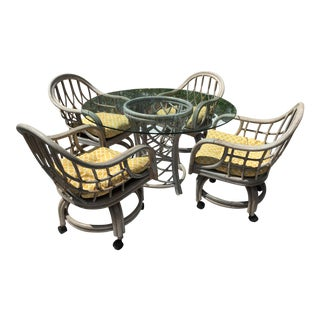 Lane Venture Rattan Dining Set