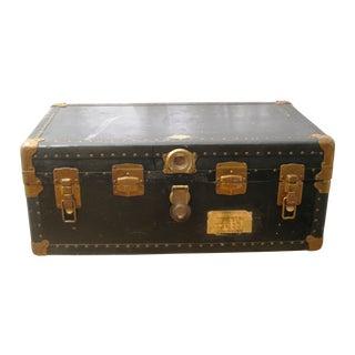 Black Antique/Vintage Dependo Trunk