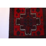 Image of Handknotted Wool Balouch Persian Rug - 2′8″ × 4′7″