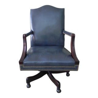 Chippendale Leather Jefferson Swivel/Tilt Executive Chair