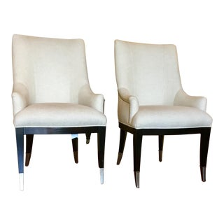 Caracole a La Carte Chairs - A Pair