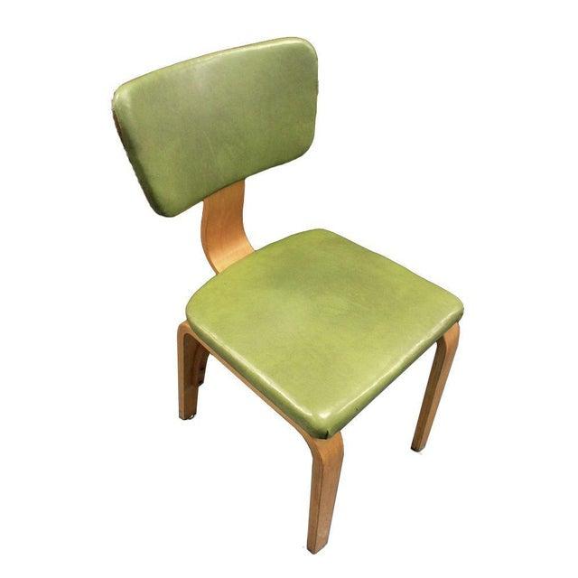 mid century thonet side chair chairish. Black Bedroom Furniture Sets. Home Design Ideas