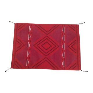 """Third Phase Chiefs Blanket -- 2'3"""" x 3'4"""""""