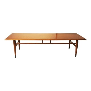 Mid Centry Modern Lane Acclaim Surfboard Coffee Table