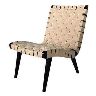 Authentic Knoll Risom Lounge Chair