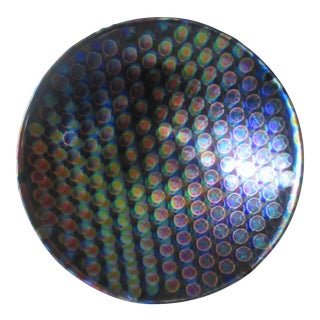 Handmade Dichroic Glass Bowl