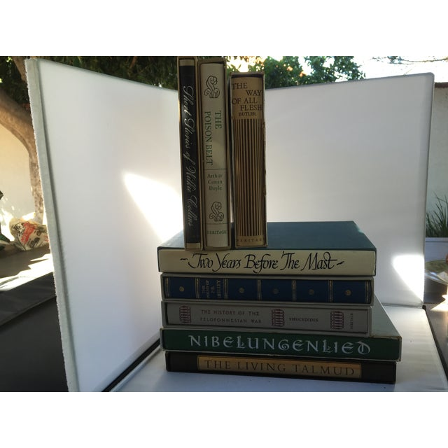 Image of Books With Original Slipcase - Set of 8