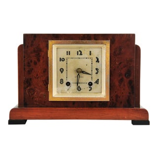 Seth Thomas 8 Day Mantle Clock With Chime