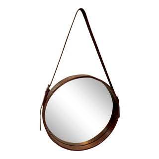 Lawson Fenning Leather Strap Mirror