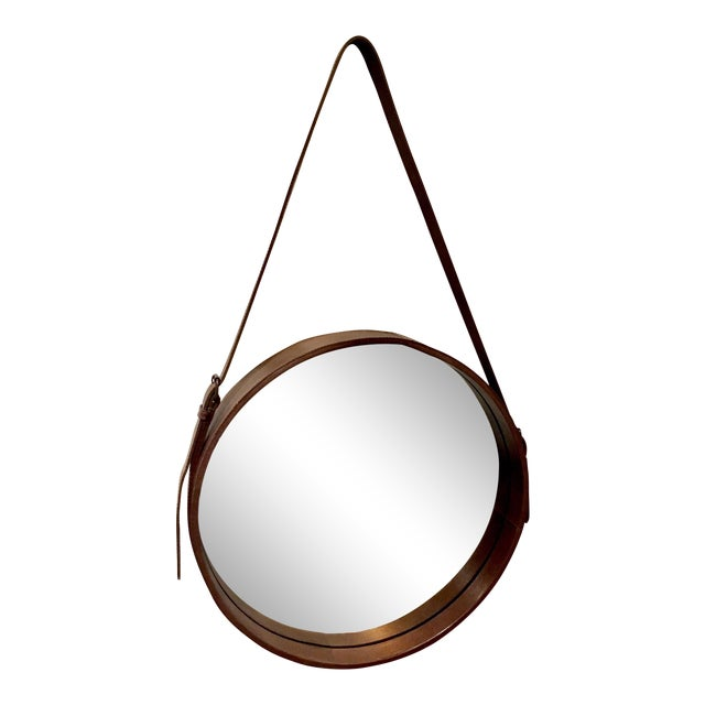 Lawson Fenning Leather Strap Mirror - Image 1 of 8