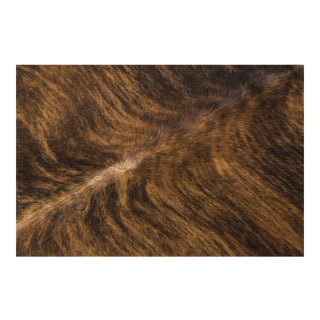 Genuine Brazilian Cowhide, Brindle