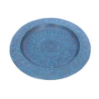 Rustic Bronze Plate