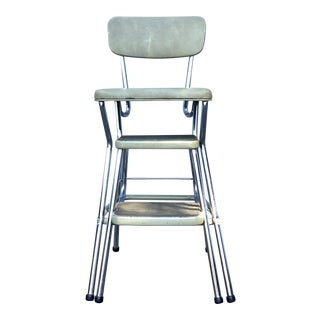 Mid-Century Cosco Step Stool