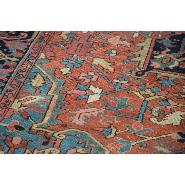 "Vintage Heriz Carpet - 9' X 11'8"" - Image 5 of 10"