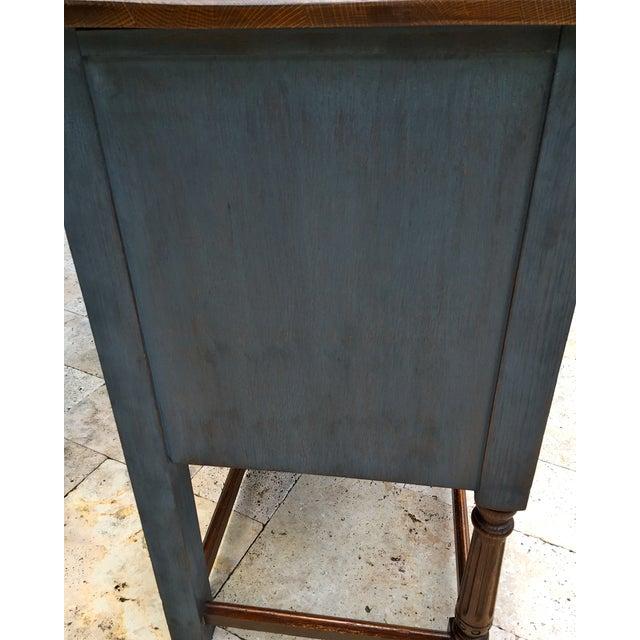 Image of Vintage Jacobean Style Sideboard